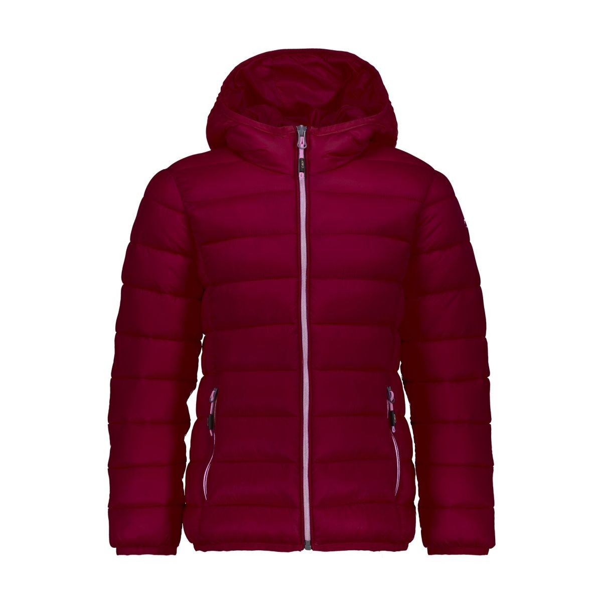 CAMPAGNOLO - GIRL JACKET FIX HOOD 3Z16775 - GIRLS