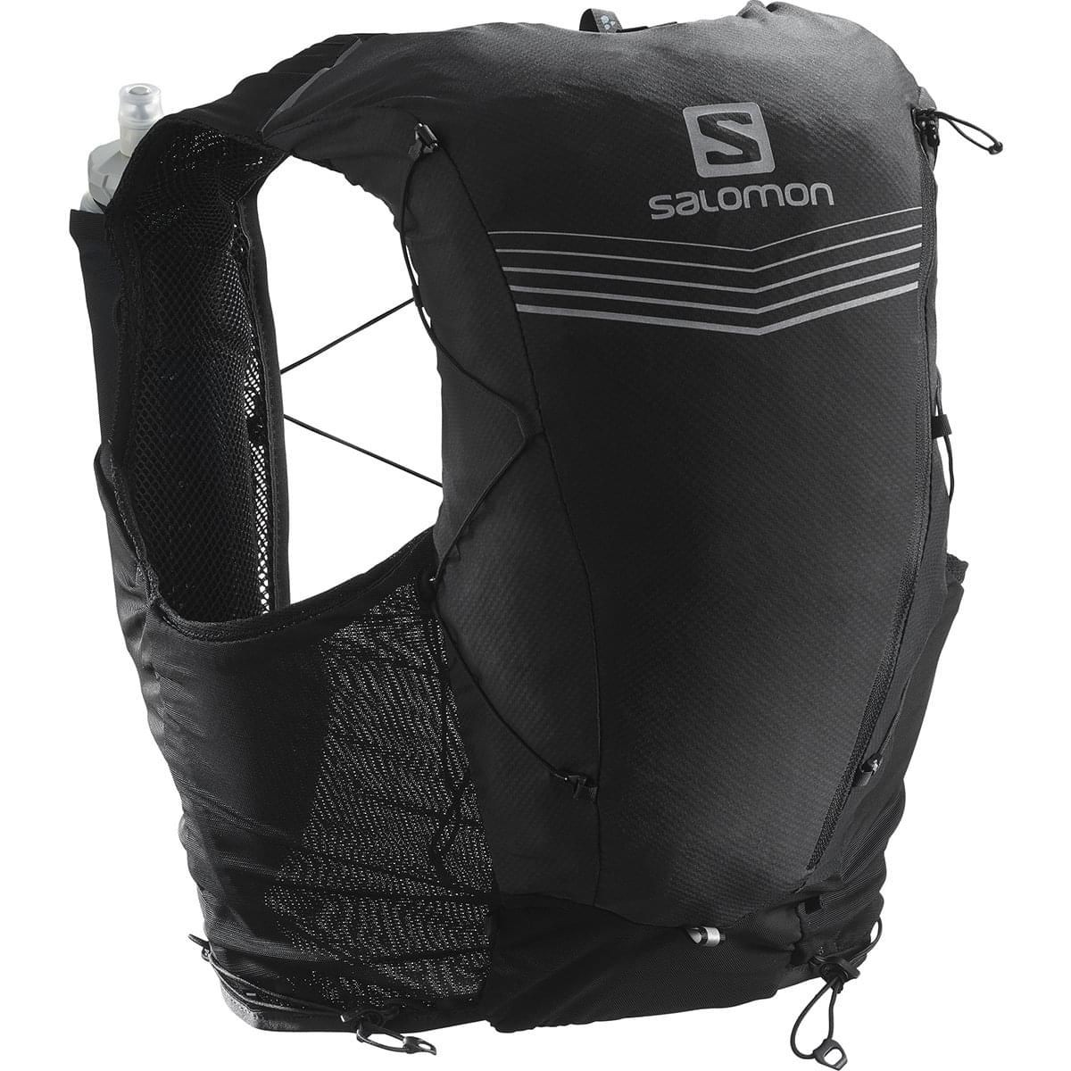 SALOMON - ADV SKIN 12 SET  BLACK