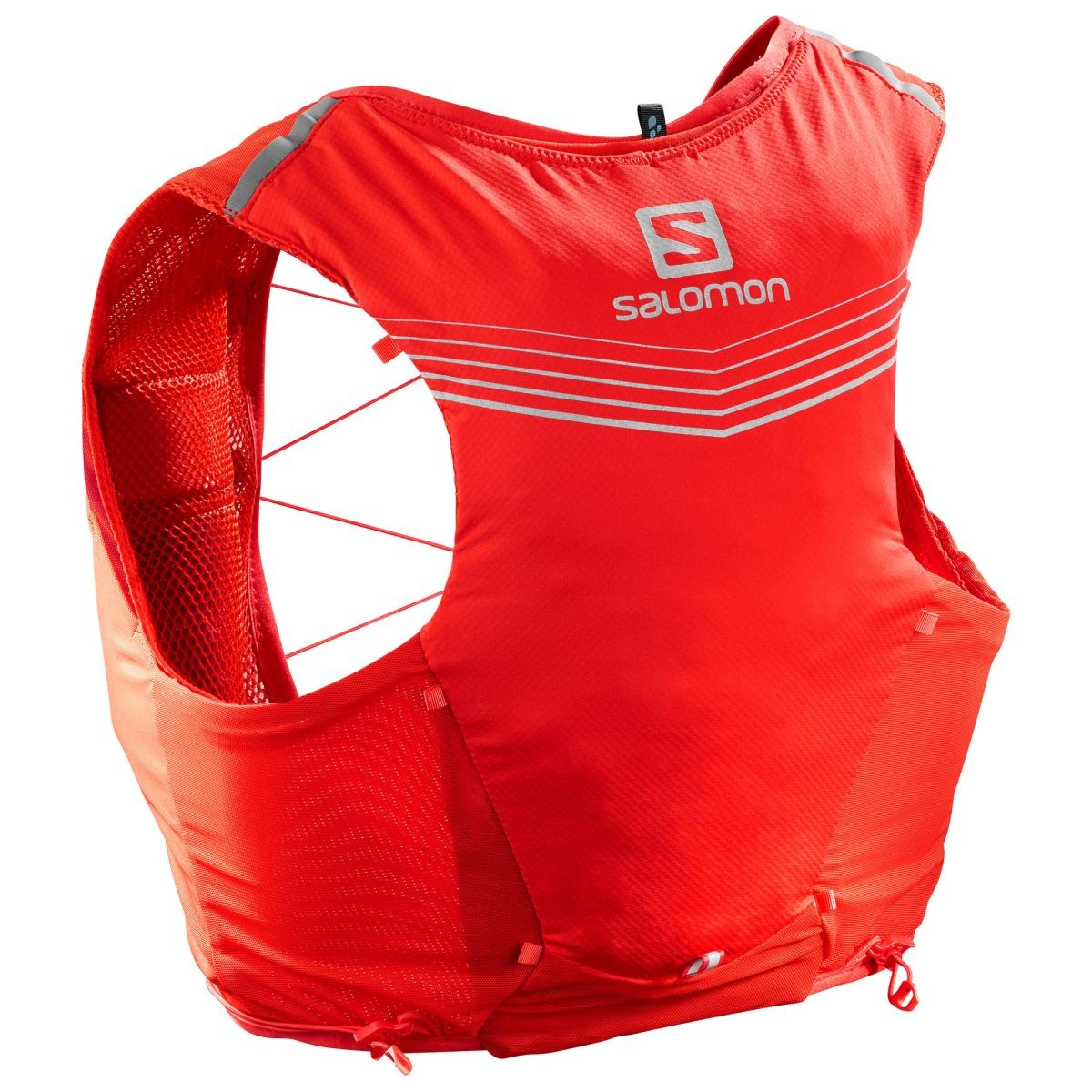 SALOMON - ADV SKIN 5 SET FIERY RED