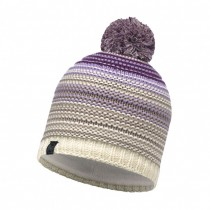 BUFF - KNITTED & POLAR HAT NEPER VIOLET