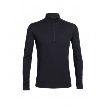 ICEBREAKER - MENS OASIS LS HALF ZIP - MEN