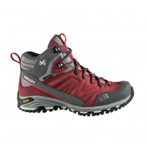 MILLET - LD HIKE UP MID GTX BURGUNDY - WOMEN