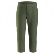 ARC'TERYX - CRESTON CAPRI W SHOREPINE - WOMEN