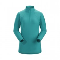 ARC'TERYX - RHO LT ZIP NECK WOMEN'S - WOMEN