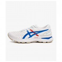 ASICS - GEL-NIMBUS 22 WHITE/EL - MEN