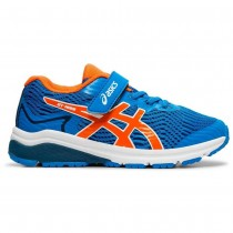 ASICS - GT-1000 8 PS DIRECTOIRE BLUE/KOI - INFANTS