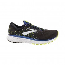 BROOKS - GLYCERIN 17 BLACK BLUE - MEN