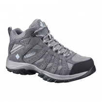 COLUMBIA - CANYON POINT MID WATERPROOF LIGHT GR - WOMEN