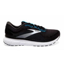 BROOKS - GLYCERIN 18 BLACK ATOMIC BLUE - MEN