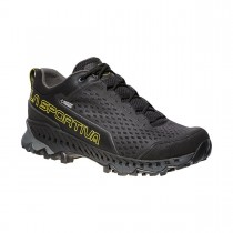 LA SPORTIVA - SPIRE GTX BLACK YELLOW - MEN