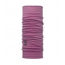 BUFF - MERINO WOOL BUFF IBIS ROSE STRIPES