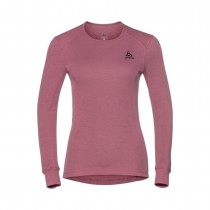 ODLO - SHIRT LS CREW NECK WMN 30416 - WOMEN