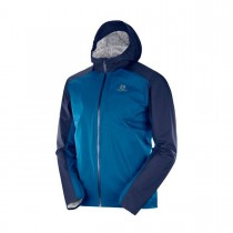 SALOMON - BONATTI WP JKT M-NIGHT SKY-POS - MEN