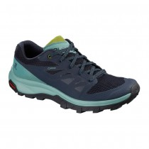 SALOMON - OUTLINE GTX W TRELLIS - WOMEN