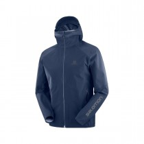 SALOMON - OUTLINE JKT M-NIGHT SKY - MEN