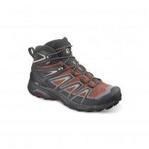 SALOMON - X ULTRA 3 MID GTX BURNTBR - MEN