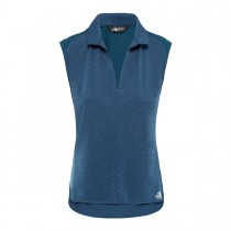 THE NORTH FACE - W INLUX S/L TOP BLUE WING TEAL - WOMEN