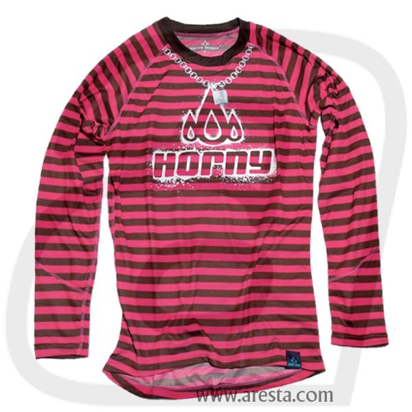 HORNY BODIES - W PICCADILLY FCS T-SHIRT L/S - WOMEN