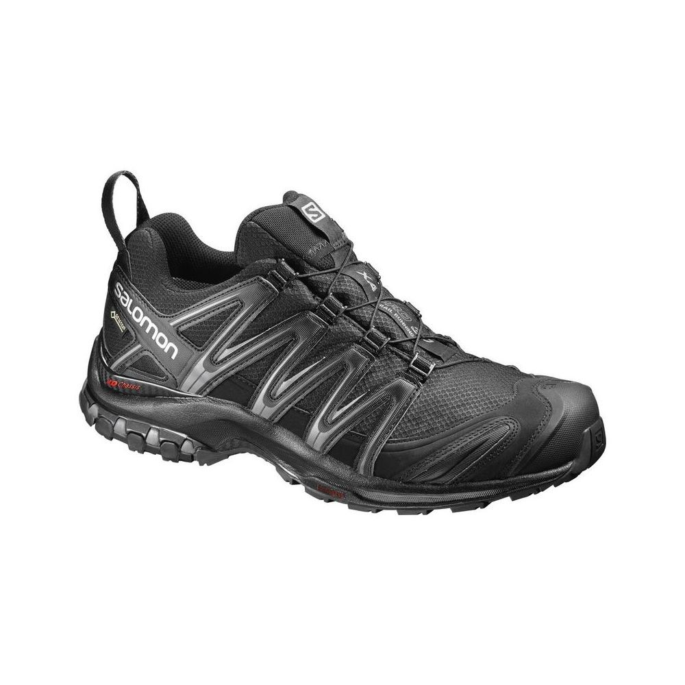 SALOMON - XA PRO 3D GTX BLACK BLACK - MEN