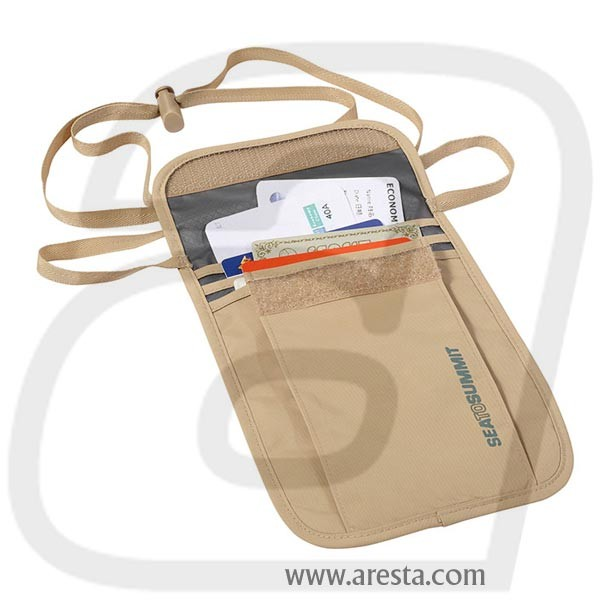 SEA TO SUMMIT - 3 POCKET NECK POUCH