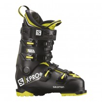 SALOMON - X PRO 110 BLACK/ACID GREEN/WH - MEN