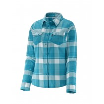 SALOMON - MYSTIC FLANNEL LS SHIRT W - WOMEN