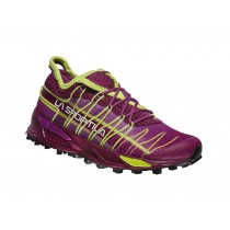 LA SPORTIVA - MUTANT WOMAN PLUM/APPLE GREEN - WOMEN