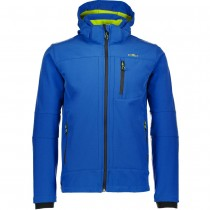 CAMPAGNOLO - MAN ZIP HOOD JACKET 3A01787N - MEN