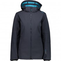 CAMPAGNOLO - WOMAN FIX HOOD JACKET 3A22226 - WOMEN