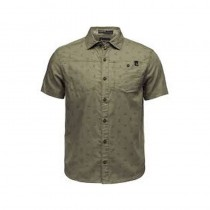BLACK DIAMOND - M SS SOLUTION SHIRT - MEN
