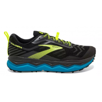 BROOKS - CALDERA 4 BLACK/BLUE - MEN