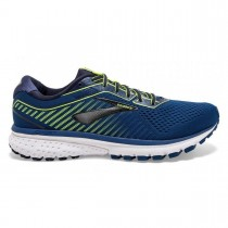 BROOKS - GHOST 12 402 BLUE/NAV - MEN