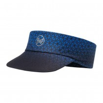 BUFF - PACK RUN VISOR R-EQUILATERAL CAPE BLUE