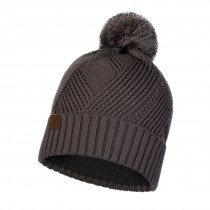 BUFF - KNITTED & POLAR HAT RAISA GREY CASTLEROCK - MEN