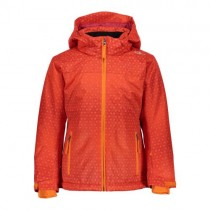 CAMPAGNOLO - G JACKET SNAPS HOOD 39W2085 - GIRLS