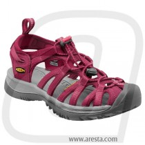 KEEN - W WHISPER BEET RED - WOMEN