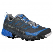 LA SPORTIVA - AKYRA WOMAN CARBON/COBALT BLUE - WOMEN