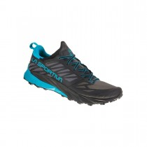 LA SPORTIVA - KAPTIVA CARBON/TROPIC BLUE - MEN