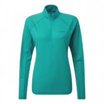 RAB - PULSE LS ZIP WMNS - WOMEN