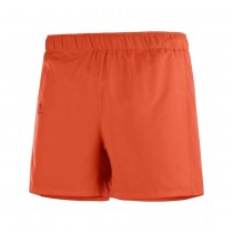 SALOMON - AGILE 5'' SHORT M CHERRY TOMATO - MEN