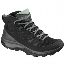 SALOMON - OUTLINE MID GTX® W BK MAGNET - WOMEN