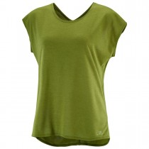 SALOMON - COMET TEE W AVOCADO - WOMEN