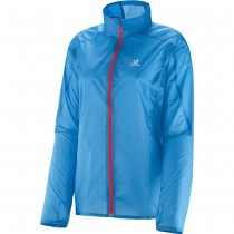 SALOMON - FAST WING JKT W TEAL - WOMEN