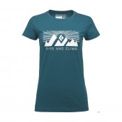W SS RISE AND CLIMB TEE